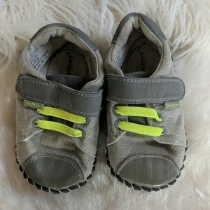 Pediped baby walking shoes, size:5-6, age:18-24m